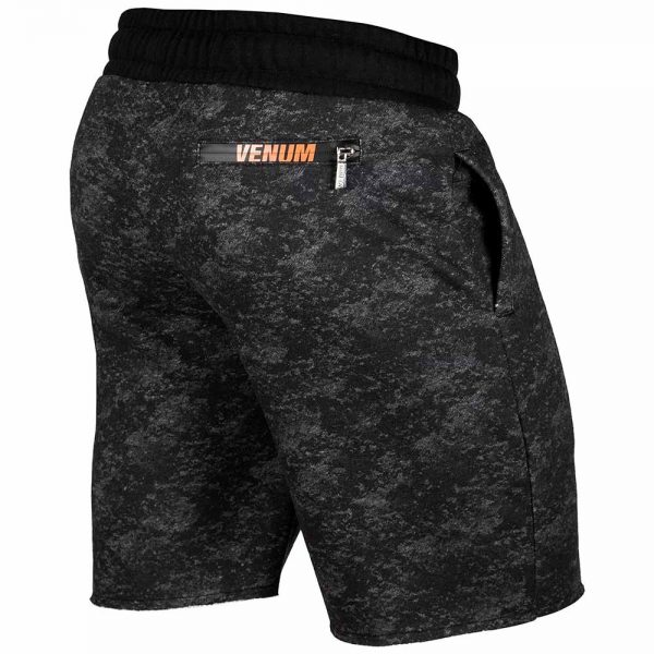 Шорты Venum Tramo Cotton - Black/Grey