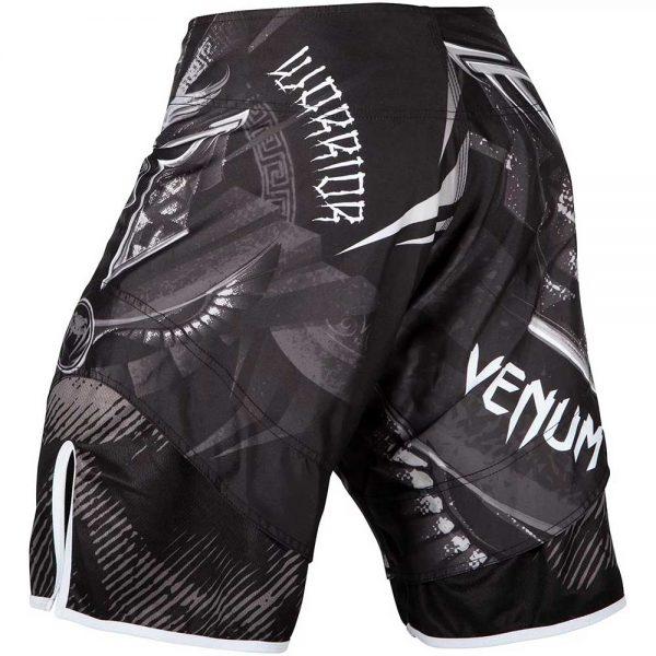 Шорты ММА Venum Gladiator 3.0 Black/White