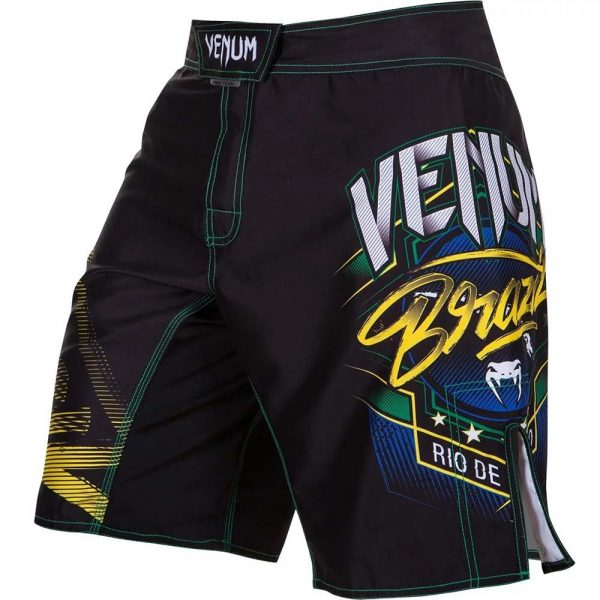 Шорты ММА Venum Carioca 3.0 Fight Shorts - Black