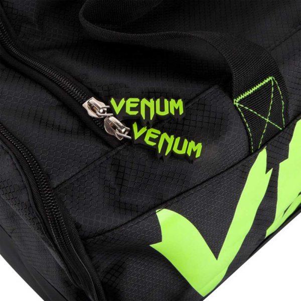 Сумка Venum Sparring Black/Neo Yellow