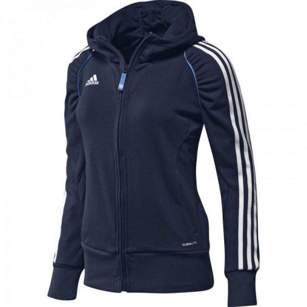 Спортивный жакет женский ADIDAS синий