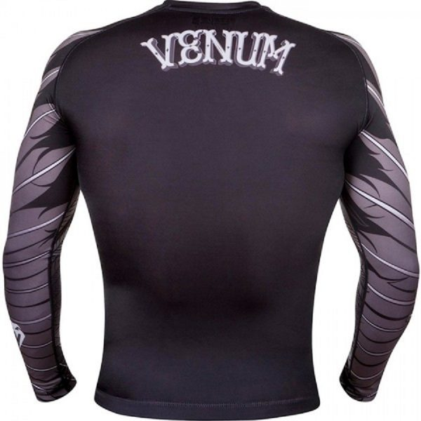Рашгард Venum Black Eagle Fedor Signature L/S (тренировочная форма)
