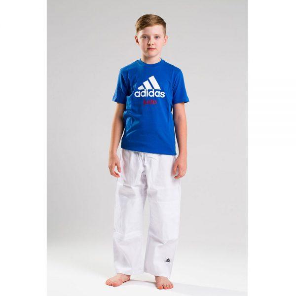 Футболка детская Community T-Shirt Judo Kids ADIDAS
