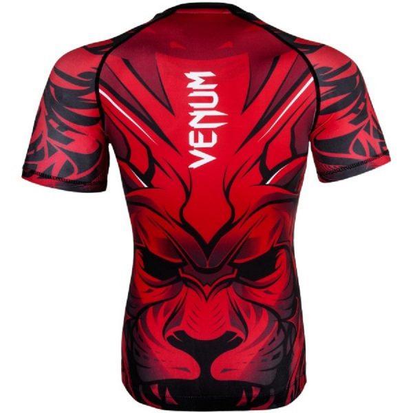 Рашгард Venum Bloody Roar Black/Red S/S
