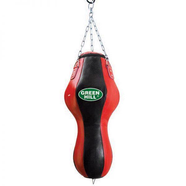 PB-9010 Мешок боксерский фигурный с подвесной системой Green Hill
