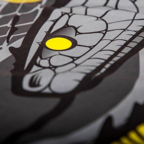 Рашгард Venum Snaker Black/Yellow S/S