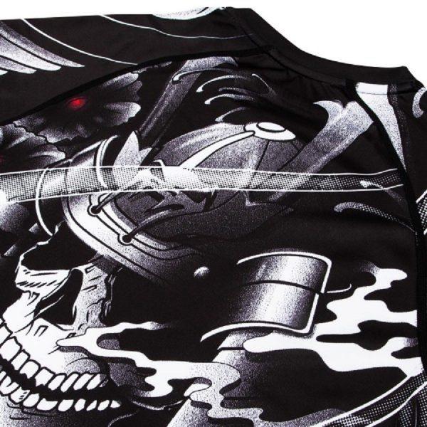 Рашгард Venum Samurai Skull L/S
