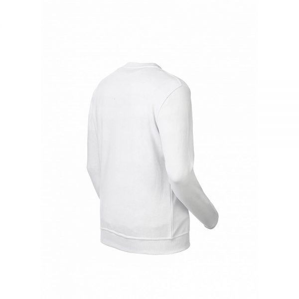 Футболка спортивная с длинным рукавом, Green Hill, белая
