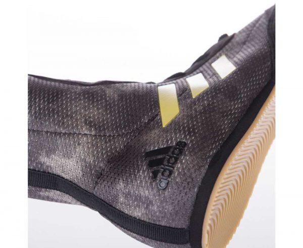Боксерки Adidas Box Hog Plus Серо-желтые