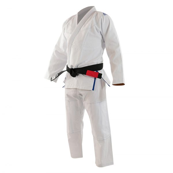 Кимоно для джиу-джитсу Challenge 2.0 белое ADIDAS