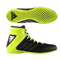 Боксерки Speedex 16.1 черно-желтые ADIDAS