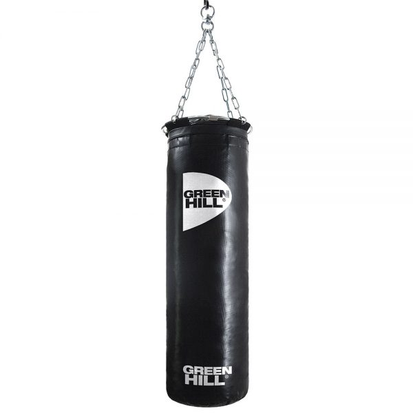 Боксерский мешок VINILE на цепи, Green Hill