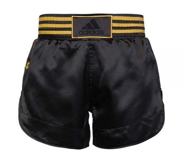 Шорты для тайского бокса Thai Boxing Short Satin Adidas