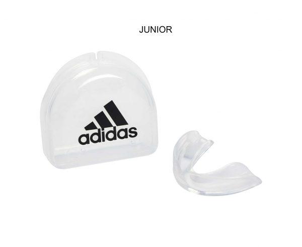 Капа одночелюстная SINGLE MOUTH GUARD THERMO FLEXIBLE Adidas