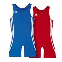 Комплект из 2 детских трико для борьбы Wrestler Pack K Adidas
