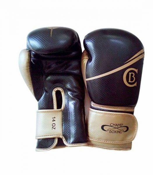Перчатки боксёрские Hard Touch Pak Rus
