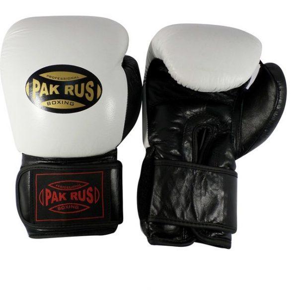 Перчатки боксёрские Pak Rus