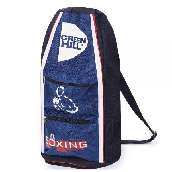 рюкзак бокс синий Грин Хилл