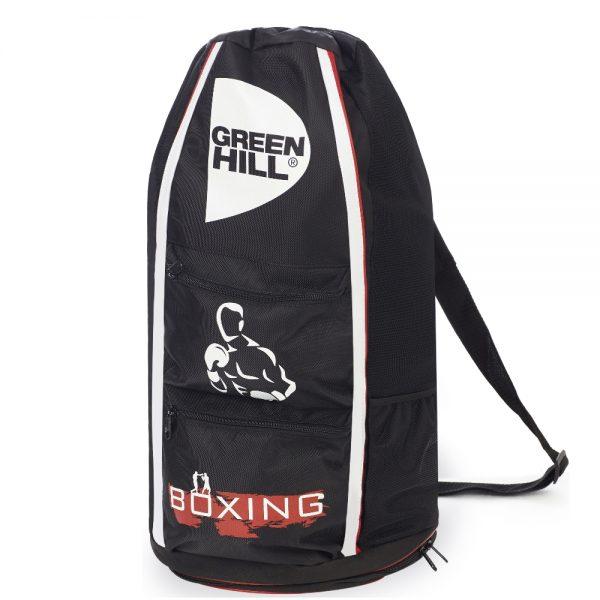 сумка рюкзак черный бокс Грин Хилл