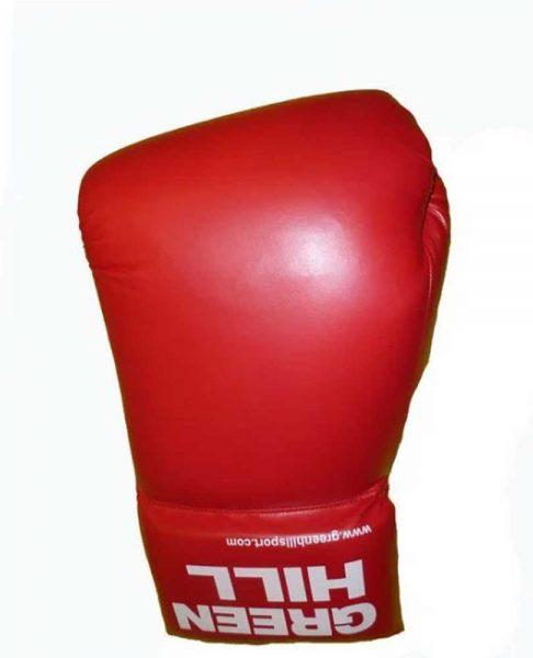 BG-LRG Большая рекламная перчатка под нанесение красная Green Hill