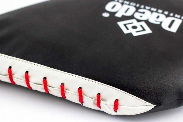PR1614 Ракетка для отработки ударов черная/красная (одинарная) DAEDO