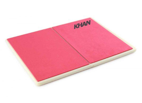 RBW10002 Доска для разбивания Rebreakable board до 62 кг красная KHAN