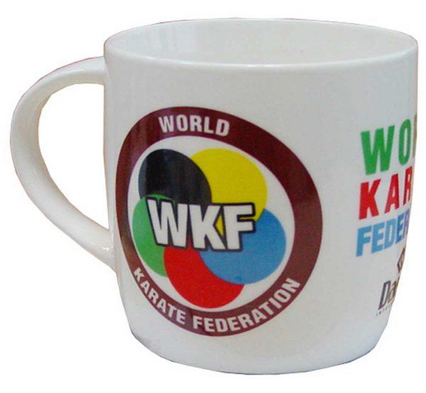 DE1510 Кружка с логотипом WKF Daedo