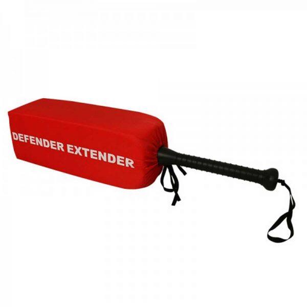 WS22800 Тренерский блокер черный/красный Khan