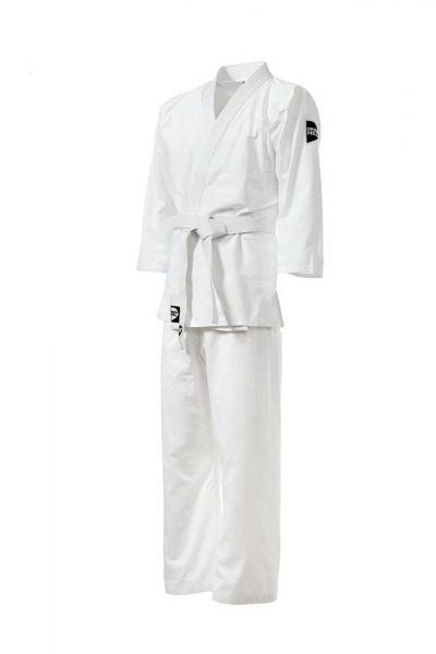 SHH-2210 Кимоно для рукопашного боя JUNIOR белое Green Hill