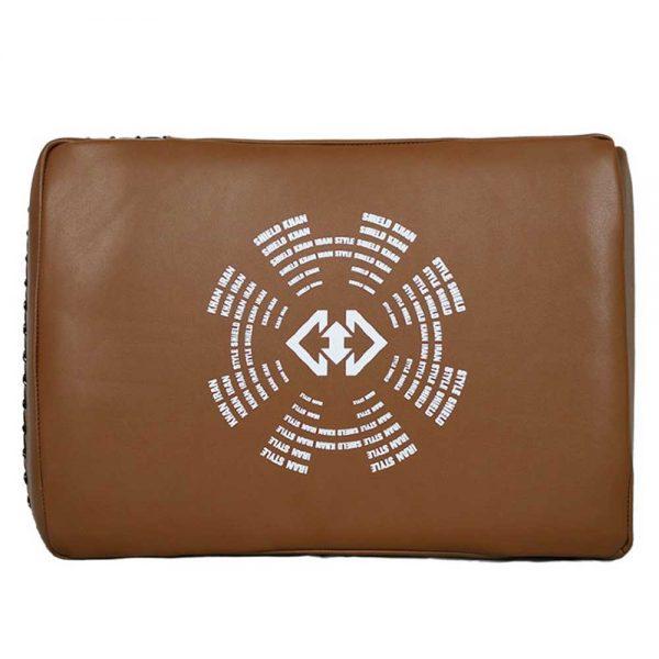 EX150200 Макивара большая IranStyle Big натуральная кожа коричневая Khan