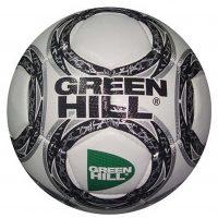 FB-9135 Мяч футбольный бело-черный Green Hill