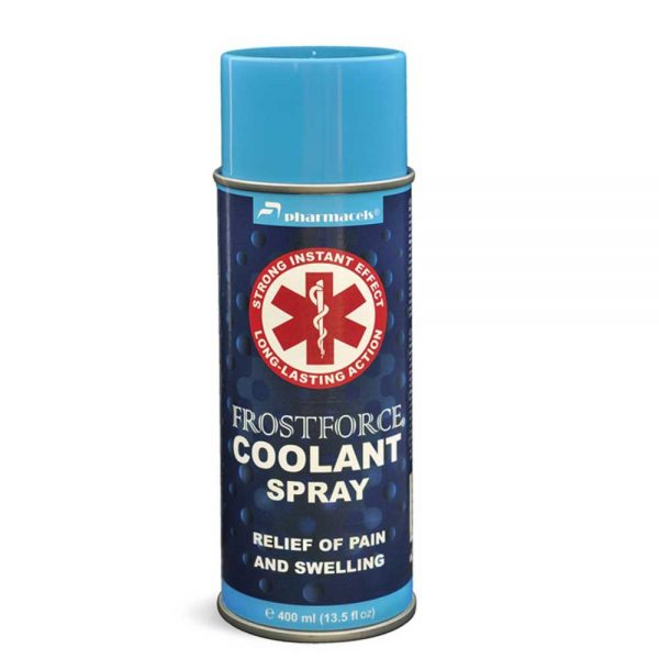 30107 Охлаждающий аэрозоль 400 мл FROSTFORCE Coolant Spray Pharmacels