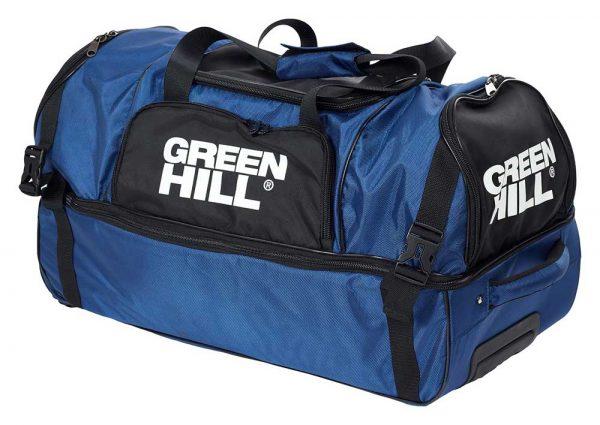 WSB-581 Сумка на колесах Green Hill