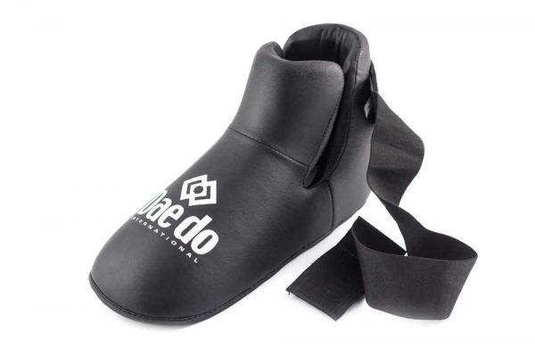 PR15931 Защита стопы для кикбоксинга черная Daedo