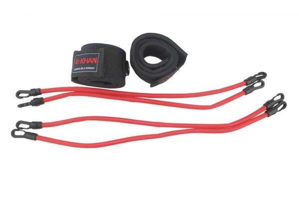 FTK90150 Латеральный скоростной амортизатор красный KHAN
