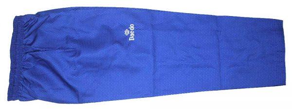 TA 20030B Форма для тхэквондо (добок) Competition EXTRA BLUE синий DAEDO