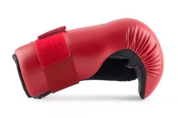 WKS-342RB Защита кисти для тхэквондо ITF красная/синяя KHAN
