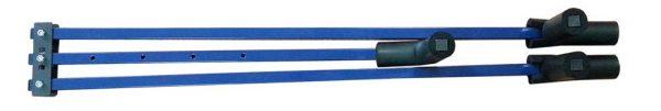 ТР31 Тренажер для растяжки ног Navy Khan