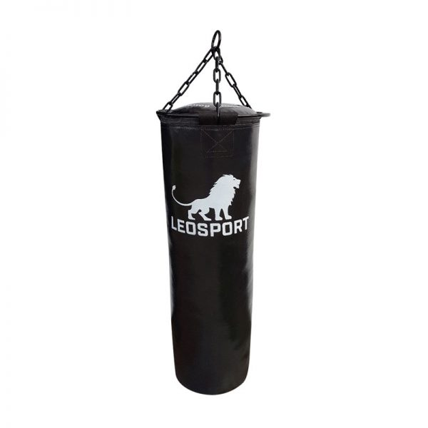 Мешок боксёрский «Cпециалист»+ подвесное устройство тент Леоспорт