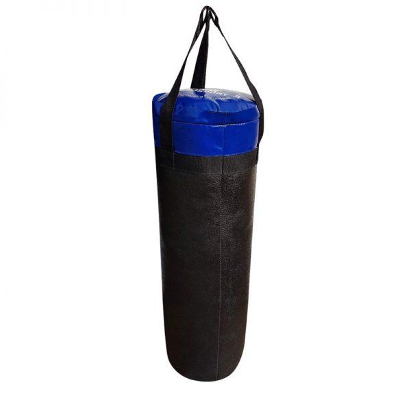 Мешок боксёрский «Cтропа» кирза черный Леоспорт