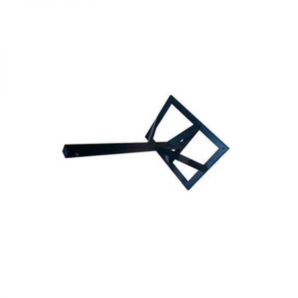 Кронштейн для снарядов металлический, основание 103*50 см Леоспорт