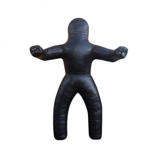 Манекен двуногий для борьбы «Elit» натуральная кожа Леоспорт