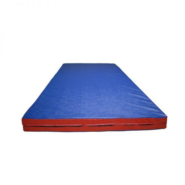 Мат гимнастический 8 см 2х1 Леоспорт