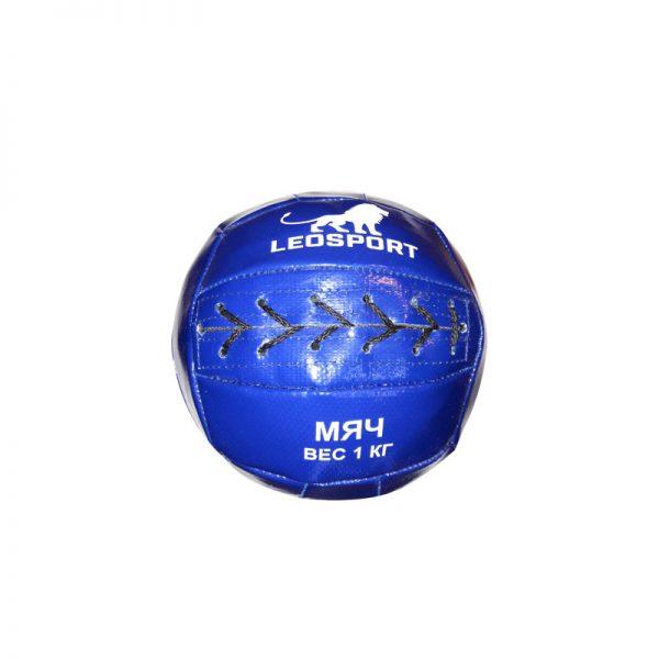 Мяч гимнастический «Стандарт» кирза Леоспорт