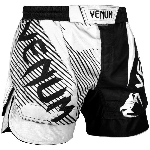 Шорты ММА Venum NoGi 2.0 Black/White