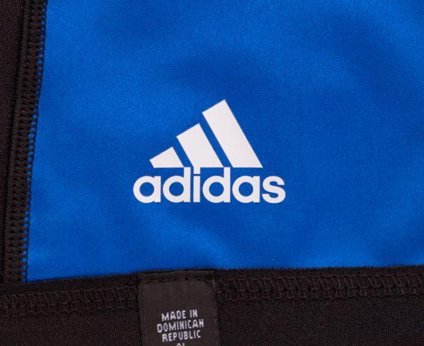 Трико борцовское двухстороннее Adidas Wrestling Reversible Singlet сине-красное