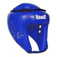 Шлем боксерский Kango KHG-11 Blue PU