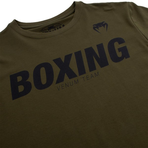 Футболка Venum Sport Classic Boxing Khaki/Black