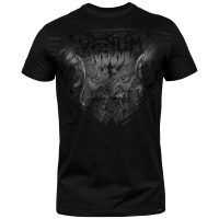 Футболка Venum Devil Black/Black