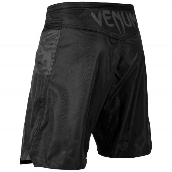 Шорты ММА Venum Light 3.0 Black/Dark Camo